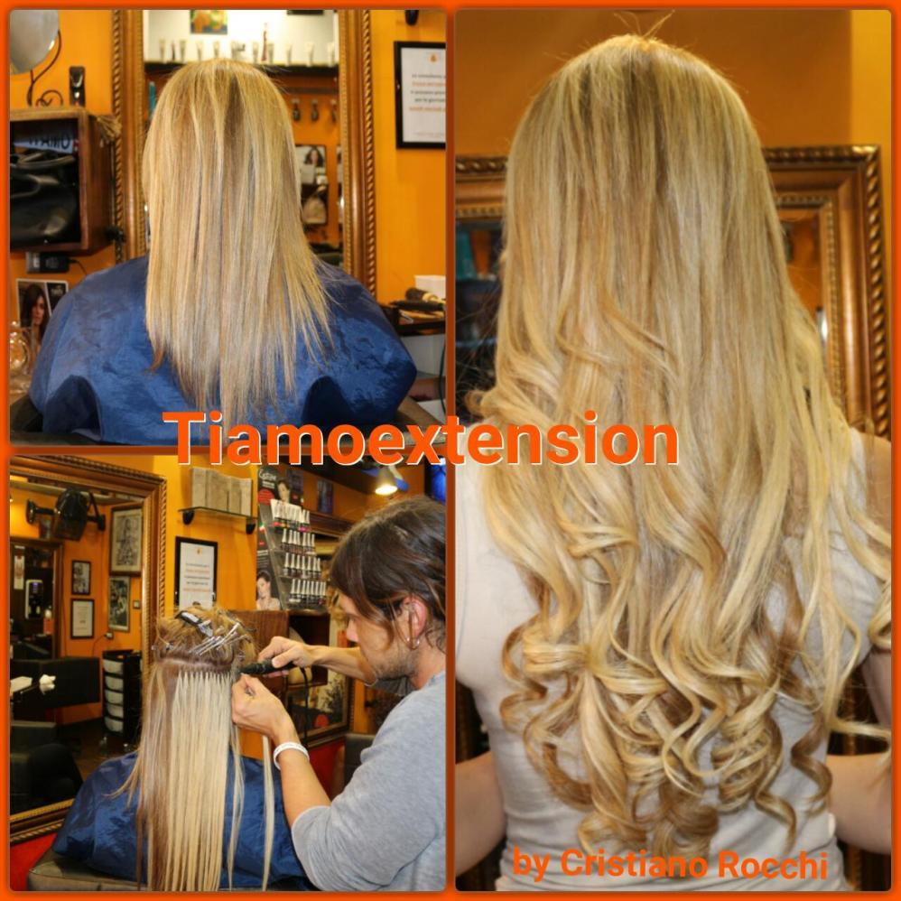 Extension capelli roma termini