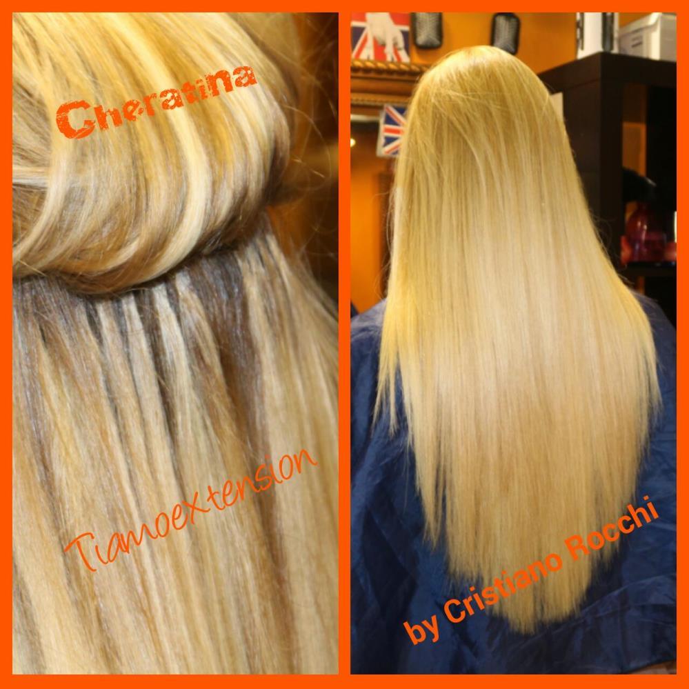 Offerta extension capelli roma
