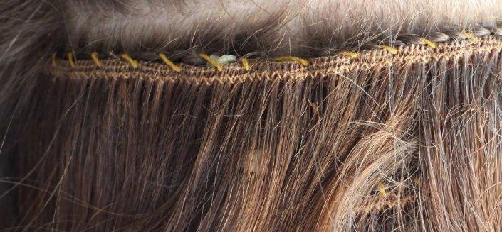 Extension capelli ricci roma