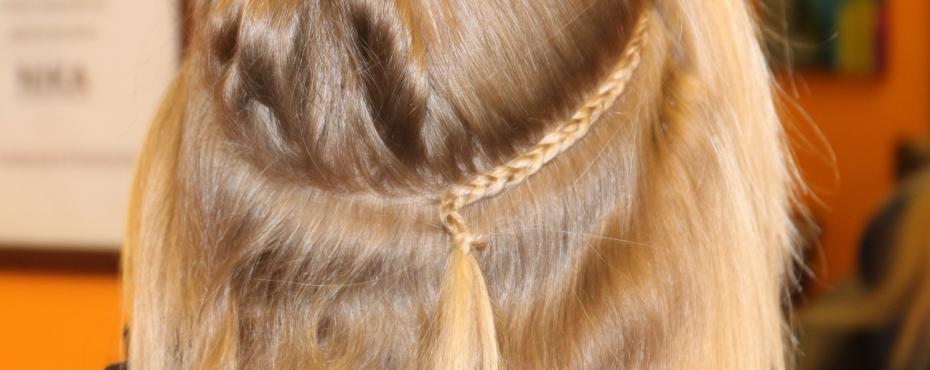 Extension capelli da cucire